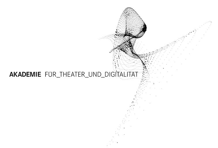 Logo Akademie für Theater und Digitalität